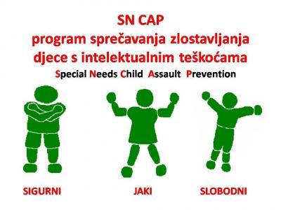 Ovlašteni CAP pomagači u Hrvatskoj provode četiri inačice CAP programa  namijenjenih djeci različite dobi i potreba  • Predškolski CAP za djecu  predškolske ... e378bd1ae93